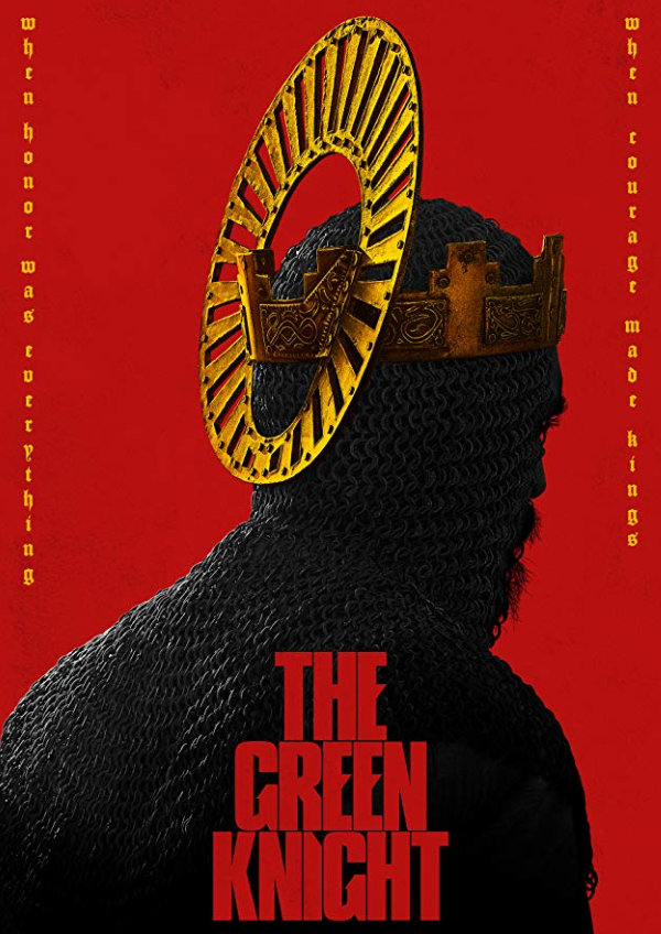 'The Green Knight' movie poster
