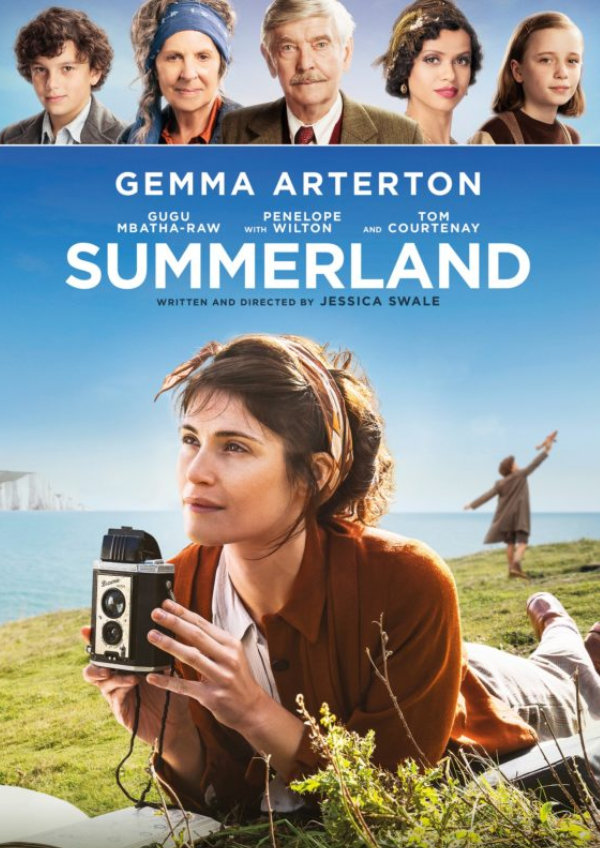 'Summerland' movie poster
