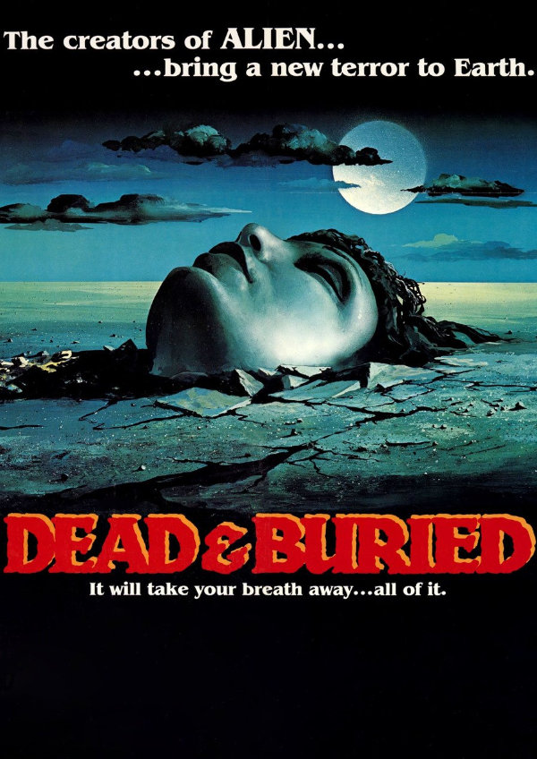 'Dead & Buried' movie poster