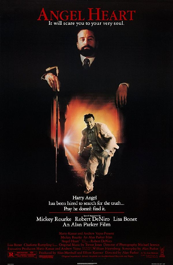 'Angel Heart' movie poster
