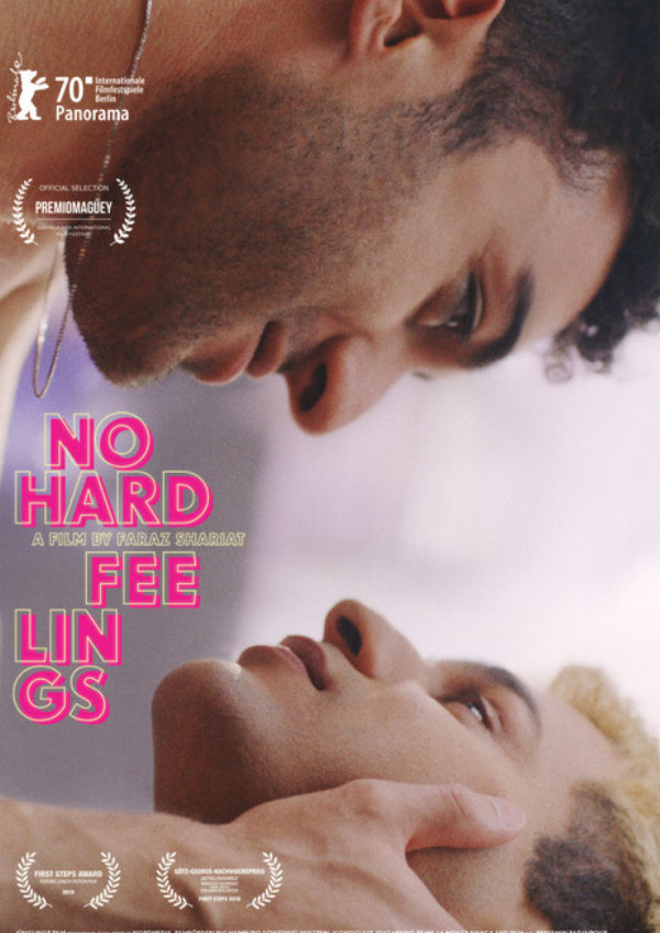 'No Hard Feelings' movie poster