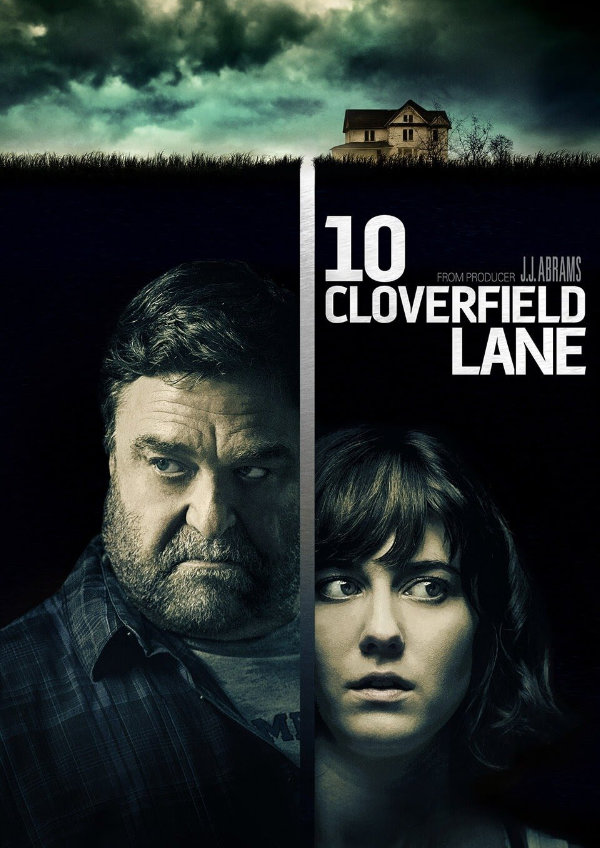 '10 Cloverfield Lane' movie poster