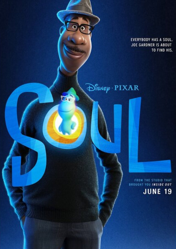'Soul' movie poster