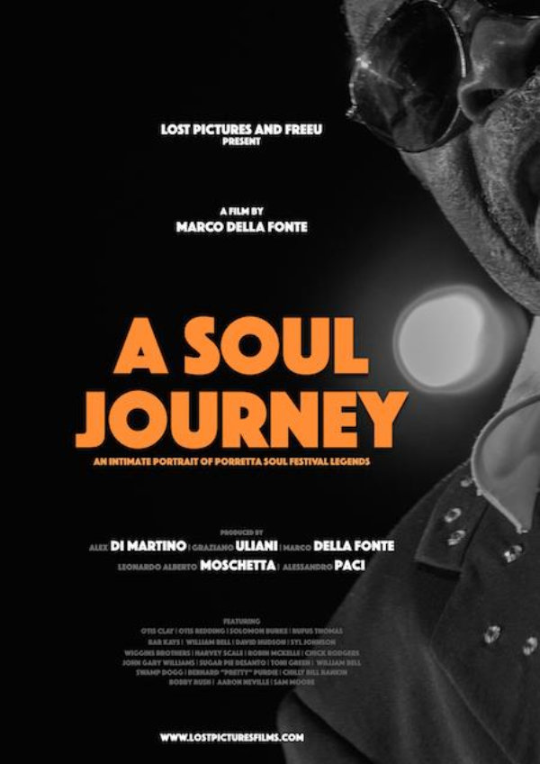 'A Soul Journey' movie poster