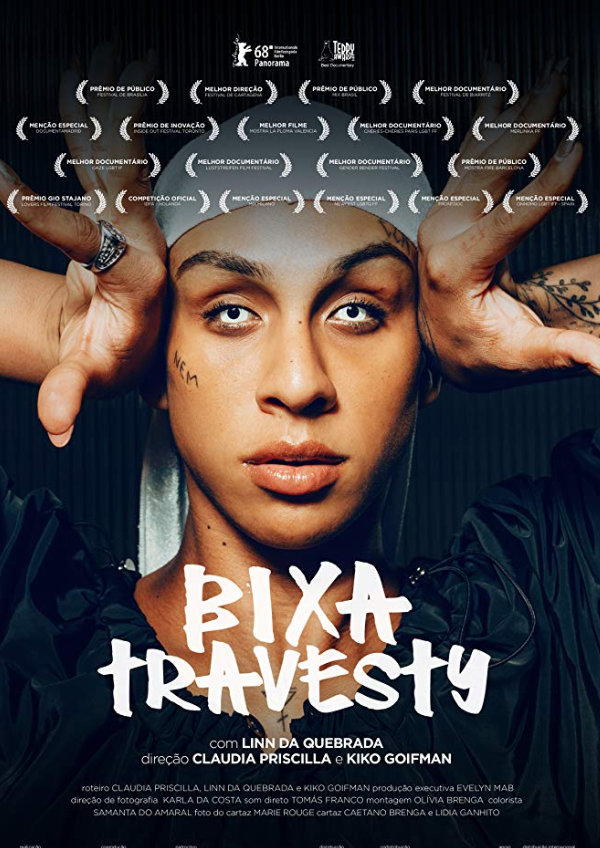 'Bixa Travesty' movie poster