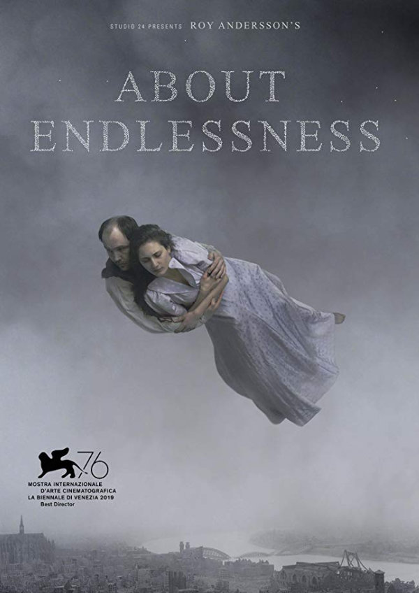 'About Endlessness' movie poster