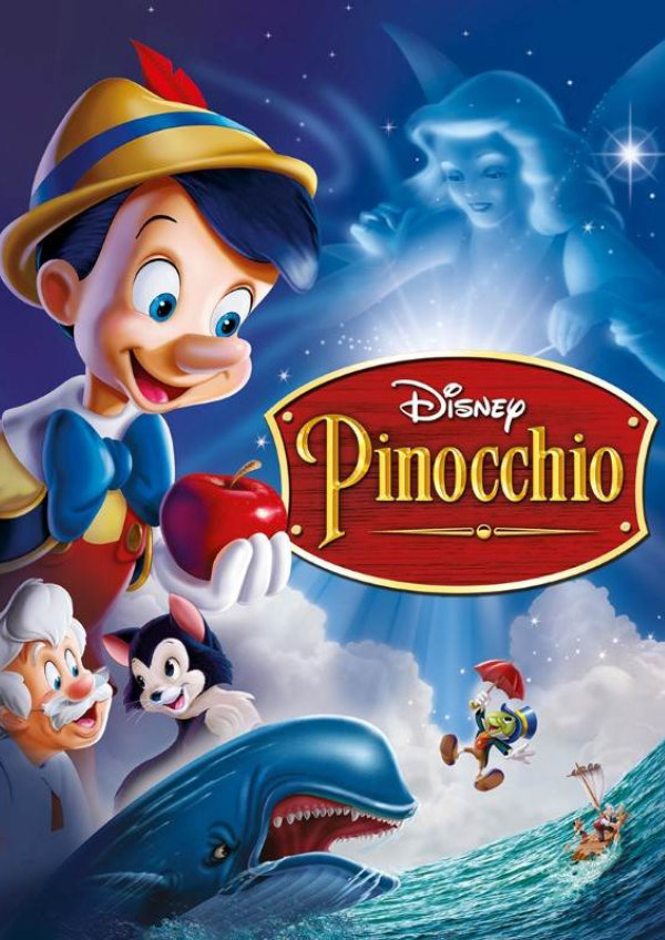 'Pinocchio' movie poster
