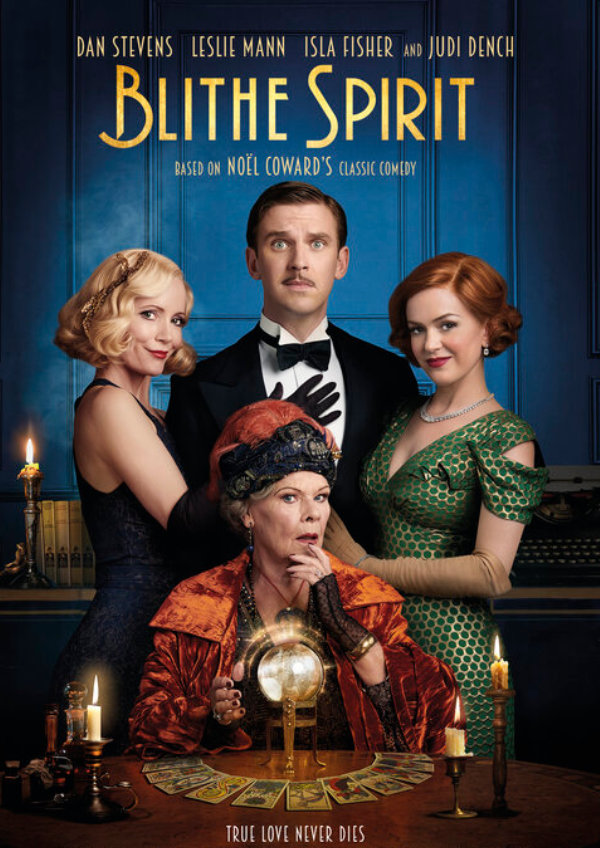 'Blithe Spirit' movie poster