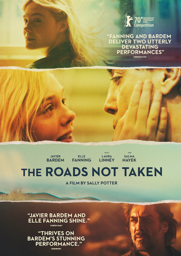 'The Roads Not Taken' movie poster