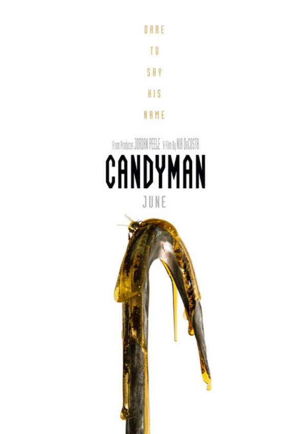 'Candyman' movie poster