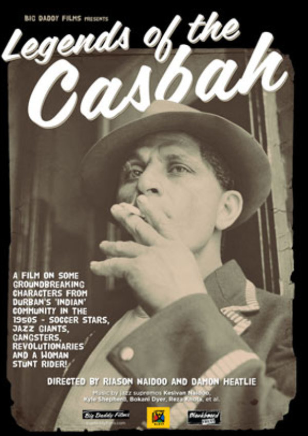 'Legends of the Casbah' movie poster