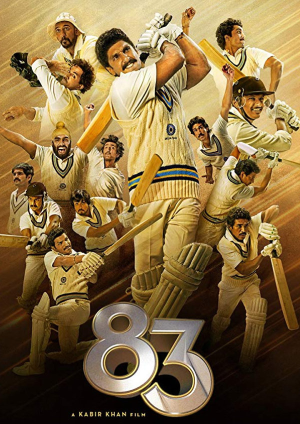 ''83' movie poster