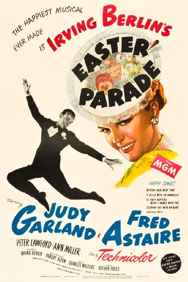 'Easter Parade' movie poster
