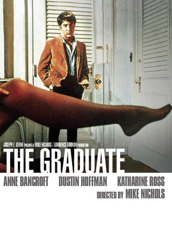 'The Graduate' movie poster