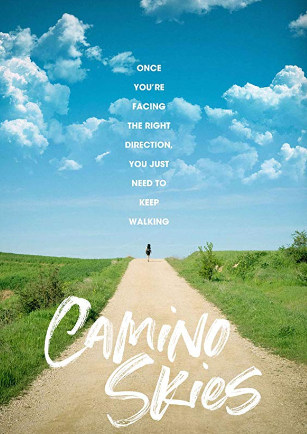 'Camino Skies' movie poster