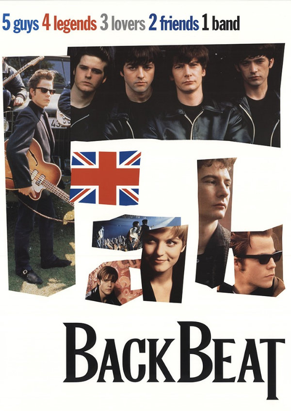 'Backbeat' movie poster