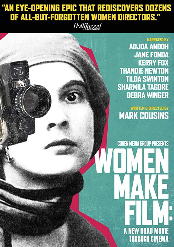 'Women Make Film: A New Road Movie Through Cinema' movie poster
