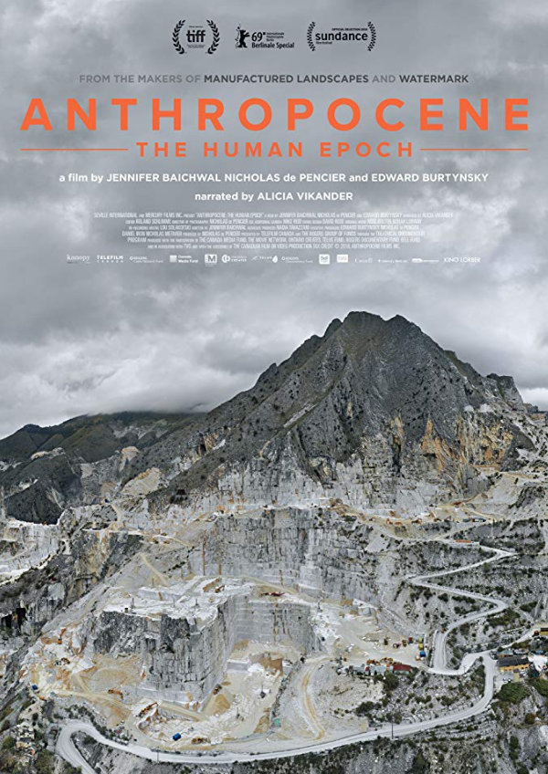 'Anthropocene: The Human Epoch' movie poster