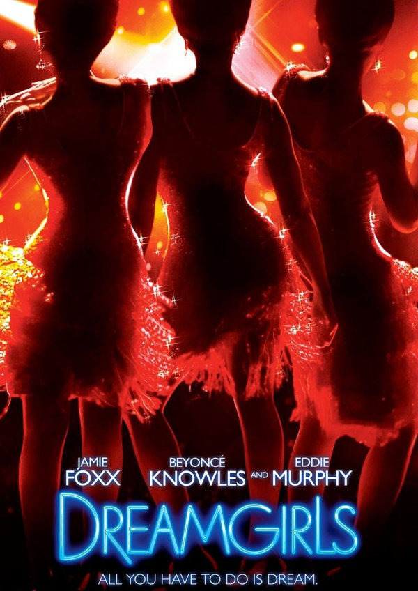 'Dreamgirls' movie poster