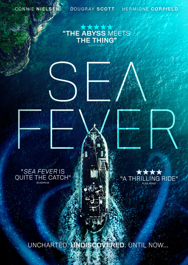 'Sea Fever' movie poster