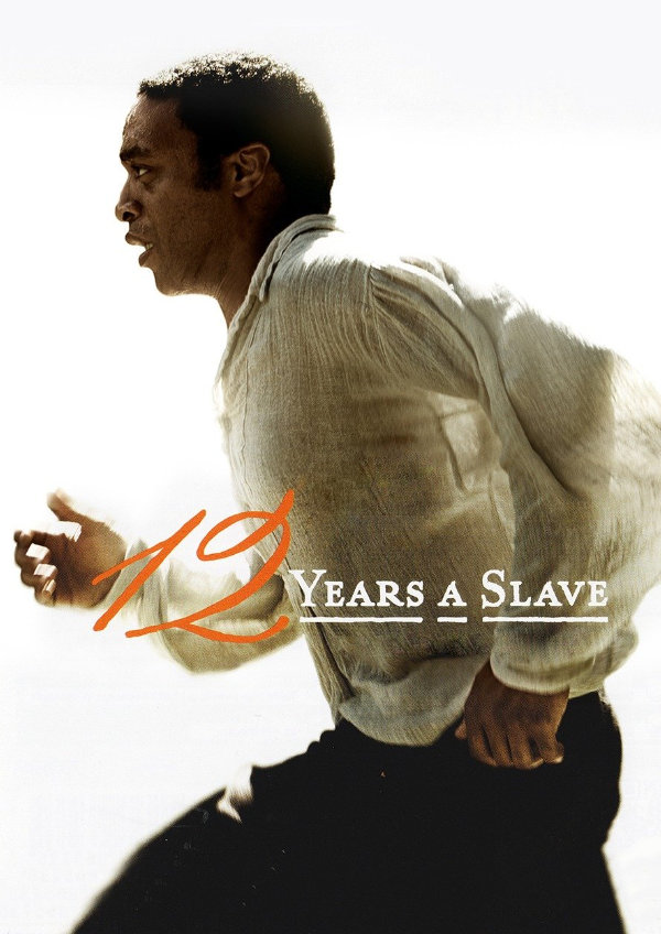 '12 Years A Slave' movie poster
