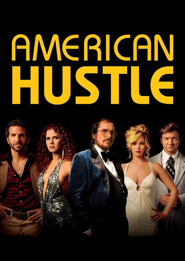 'American Hustle' movie poster