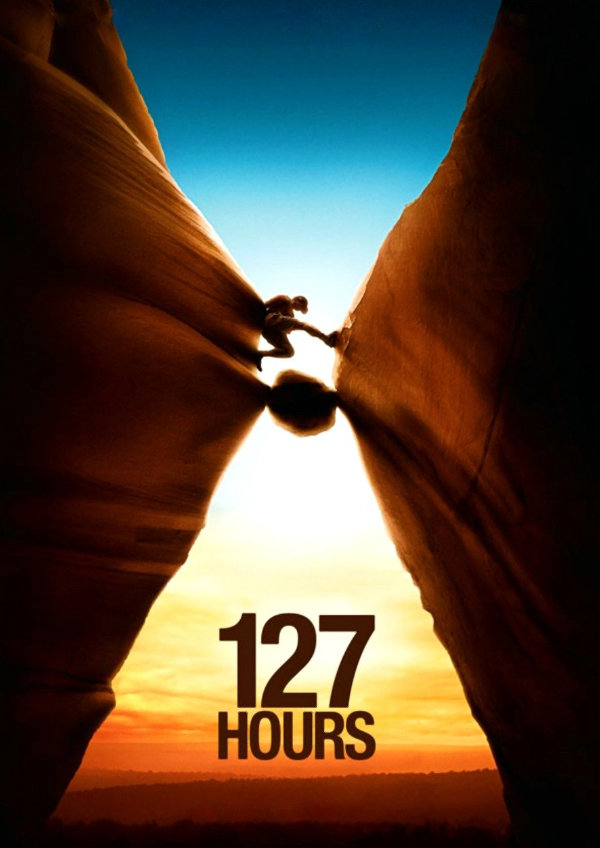 '127 Hours' movie poster