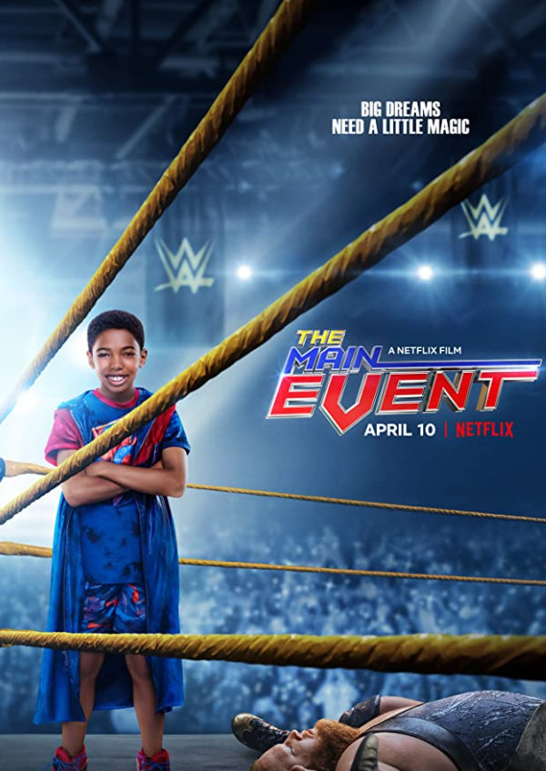 'The Main Event' movie poster