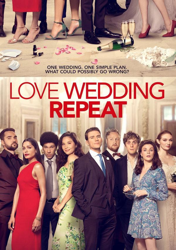 'Love Wedding Repeat' movie poster