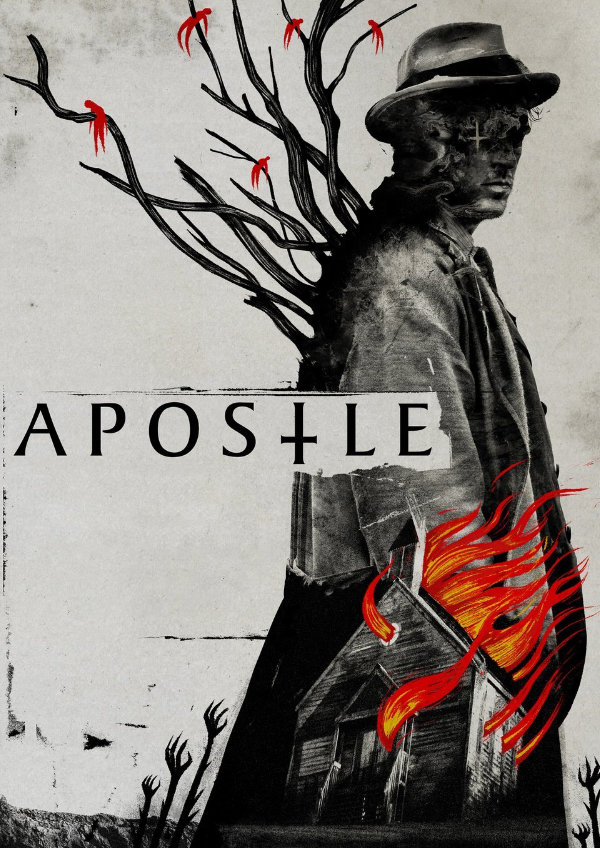 'Apostle' movie poster