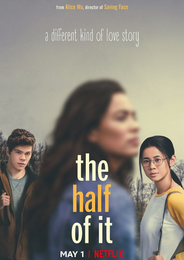 'The Half of It' movie poster