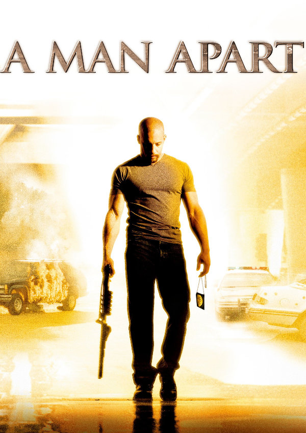 'A Man Apart' movie poster