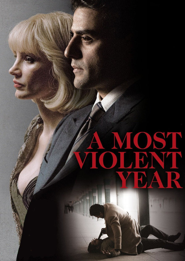 'A Most Violent Year' movie poster