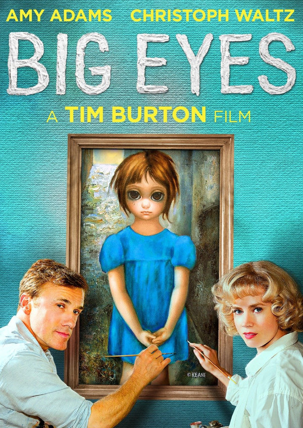 'Big Eyes' movie poster