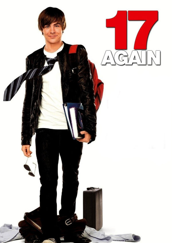 '17 Again' movie poster