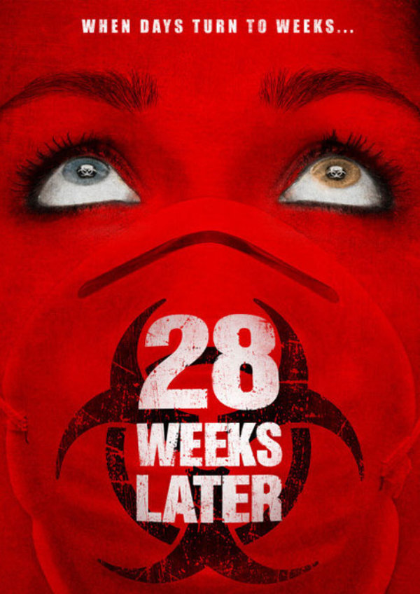 '28 Weeks Later' movie poster