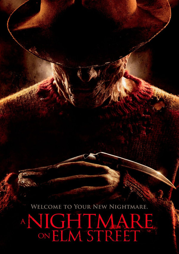 'A Nightmare on Elm Street (2010)' movie poster