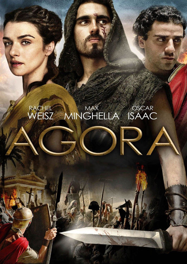 'Agora' movie poster