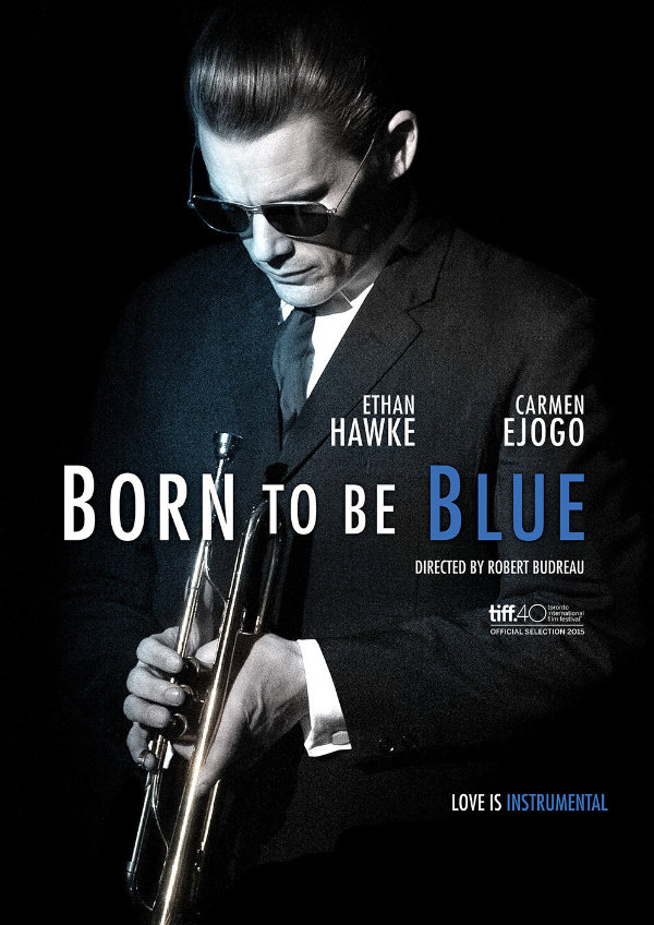 'Born to Be Blue' movie poster
