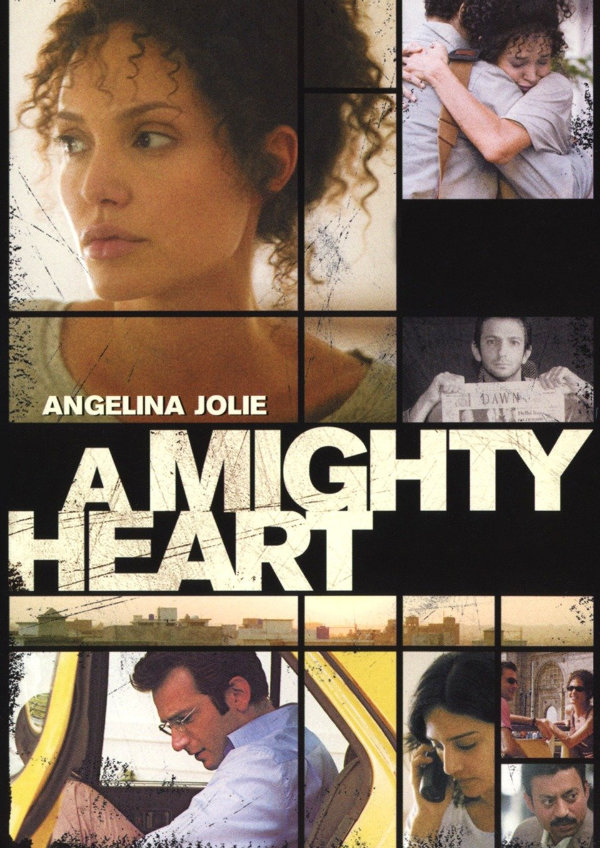 'A Mighty Heart' movie poster