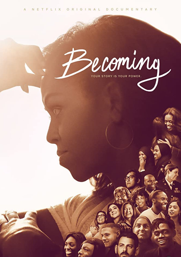 'Becoming' movie poster