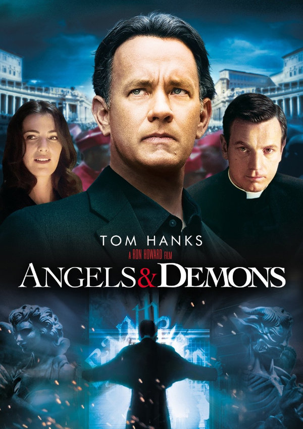 'Angels & Demons' movie poster