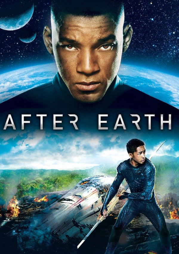 'After Earth' movie poster