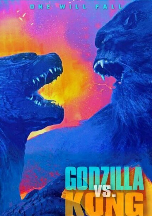 'Godzilla vs. Kong' movie poster