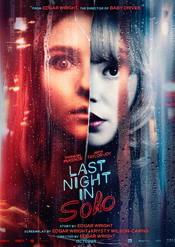 'Last Night In Soho' movie poster