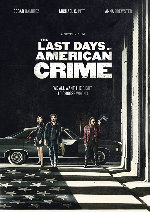 The Last Days of American Crime showtimes