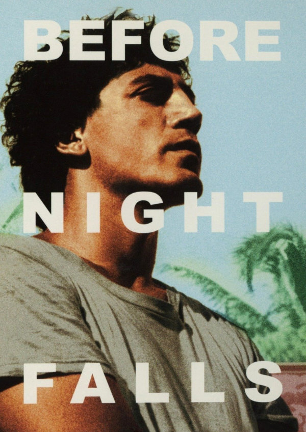 'Before Night Falls' movie poster
