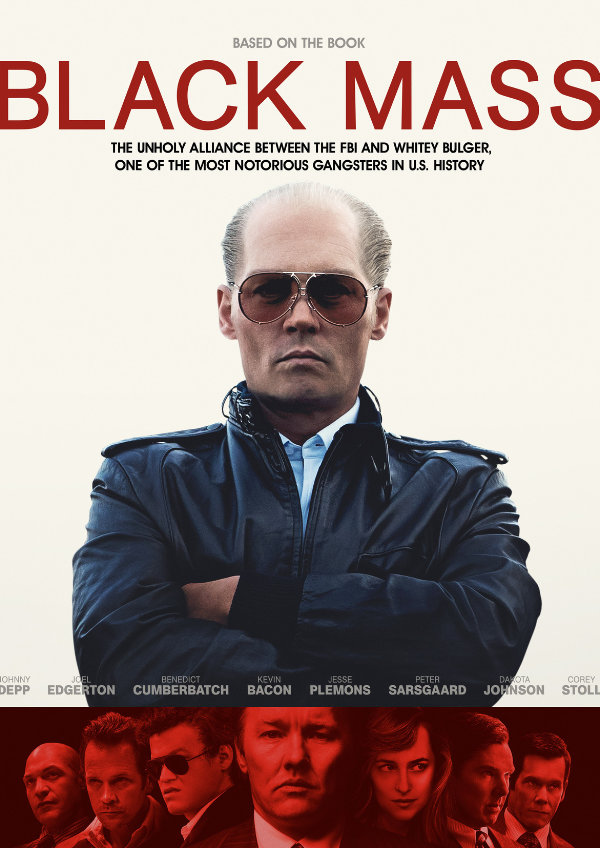 'Black Mass' movie poster