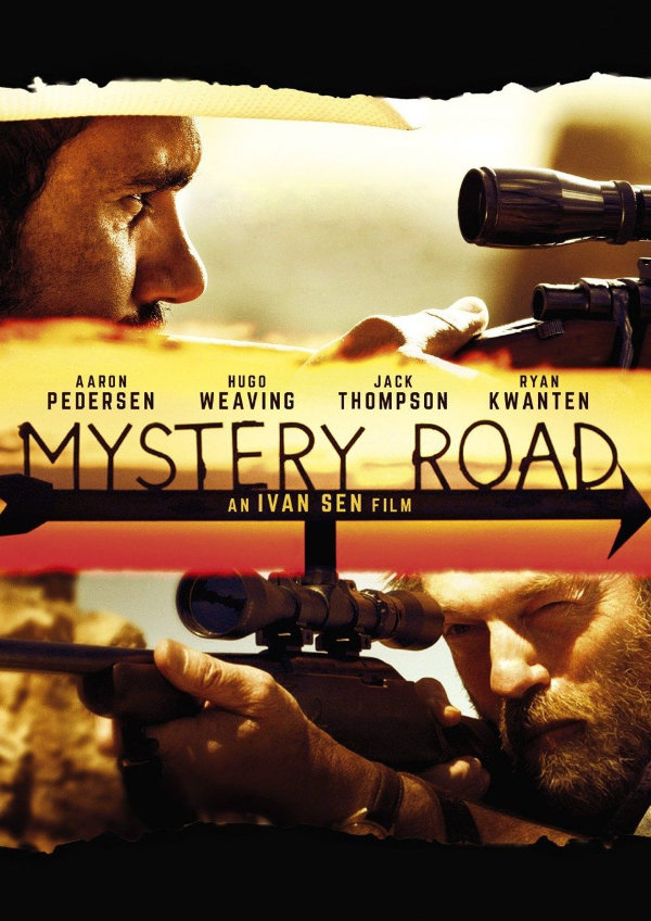 'Mystery Road' movie poster