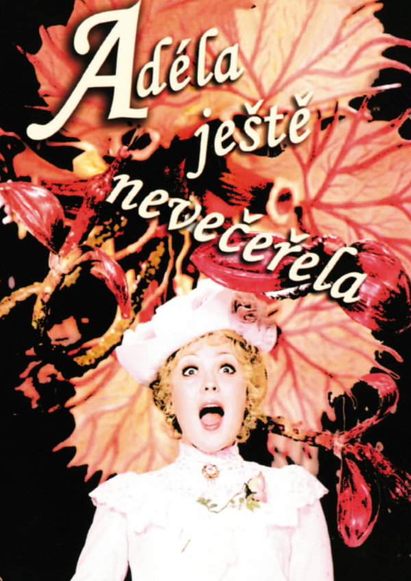 'Adela Has Not Had Supper Yet' movie poster